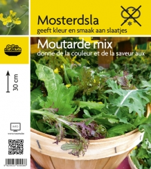 Moutarde mix (tray 6 pot 14)
